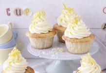 Citromos mascarponés muffin